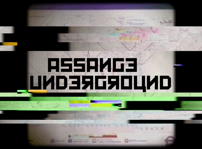 Assange Underground (Where is Julian Assange?)