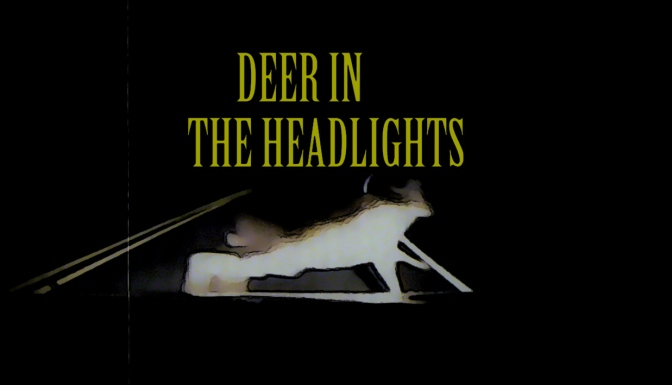 Deer in The Headlights (Precognitive Dreams)