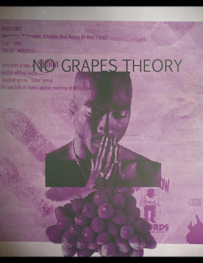 No Grapes Theory (Tupac Shakur Underground Info)