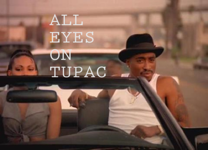 All Eyez On Tupac for the All Eyez On Me Film