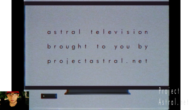 Astral Television (Astral Projection technique) INDUCE ASTRAL PROJECTION THROUGH TV