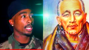 Tupac Shakur (Mystic symbolism in 2Pac's music; mystical books he read in prison) Astral Projection