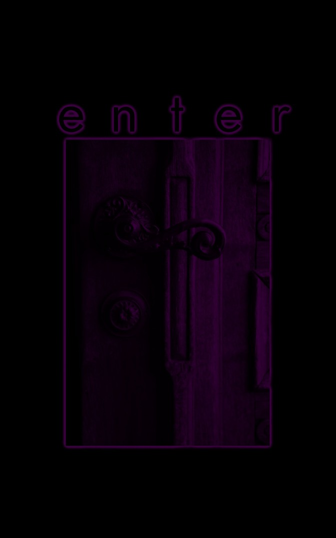 Door ENTRANCE (AUTOMATIC WRITING)