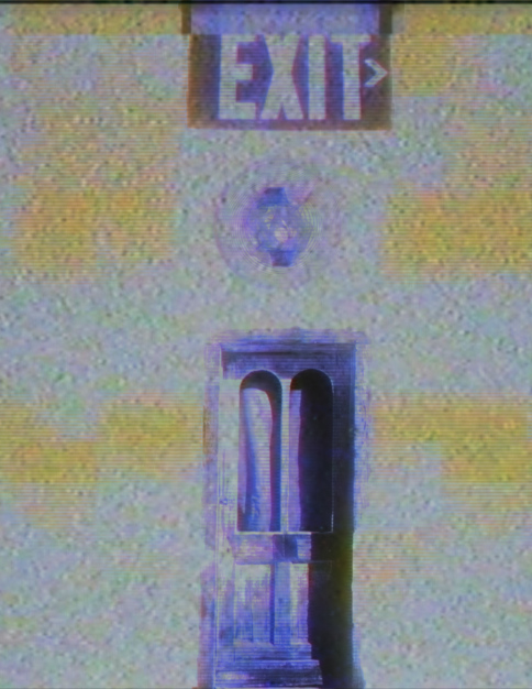 DOOR EXIT (AUTOMATIC WRITING)