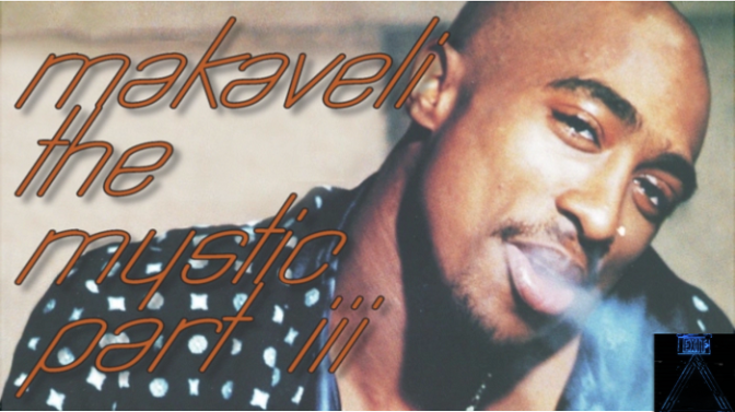 PROJECT ASTRAL VIDEO: Makaveli The Mystic Part 3: (Reincarnation; Tupac's only fear of death)