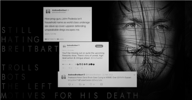 The Breitbart Toe Tag PART III: (Still Hating Breitbart – Motives for the death of Andrew Breitbart)